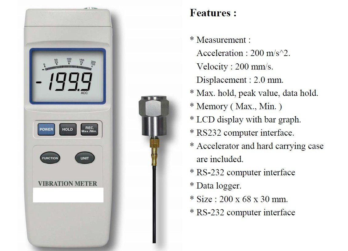 Lut0123 datalogging vibration meter with accelvelodispl 8203333 ccuart Images
